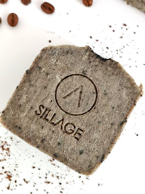 Sillage Soap - Χειροποίητο Σαπούνι Απολέπισης Με Καφέ