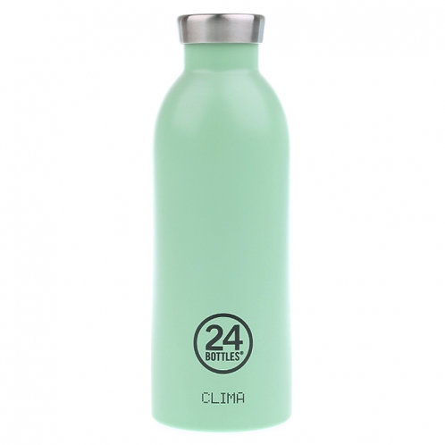 24 Bottles Clima -  Aqua Green  500ml