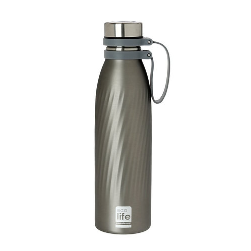 Ecolife Thermos 500ml - Cool Grey