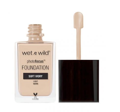 Wet n Wild Photo Focus Foundation - Soft Ivory