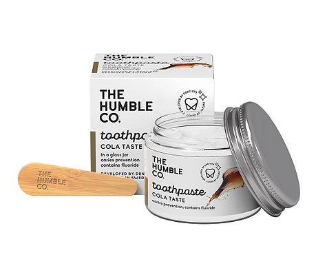 The Humble Co. Toothpaste Cola - Οδοντόκρεμα Τύπου Κόλα Σε Γυάλινο Βάζο