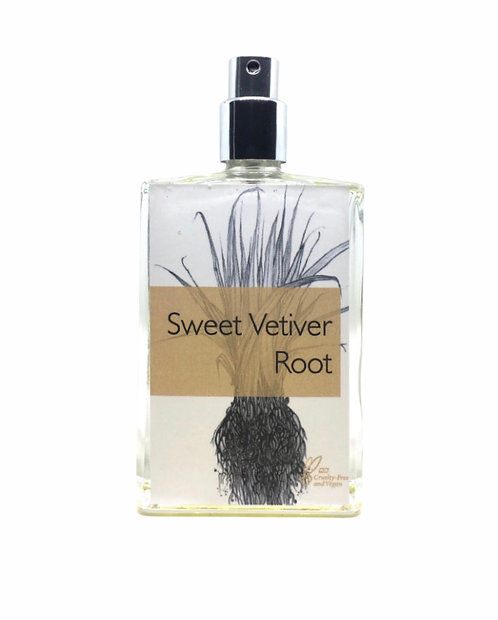 Sweet Vetiver Root - Sillage