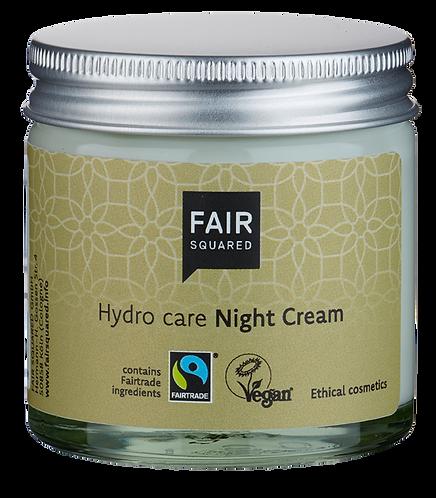 Fair Squared Night Cream Argan - Θρεπτική Κρέμα Προσώπου Νυκτός