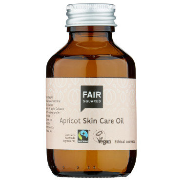 Fair Squared Apricot Skin Care Body Oil - Λάδι Σώματος Με Βερίκοκο