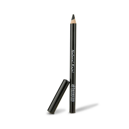 Benecos Eye Pencil Black - Μαύρο Μολύβι Ματιών