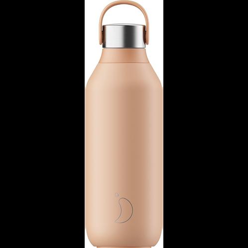 Μπουκάλι Θερμός Chilly's Series 2- Peach Orange 500ml