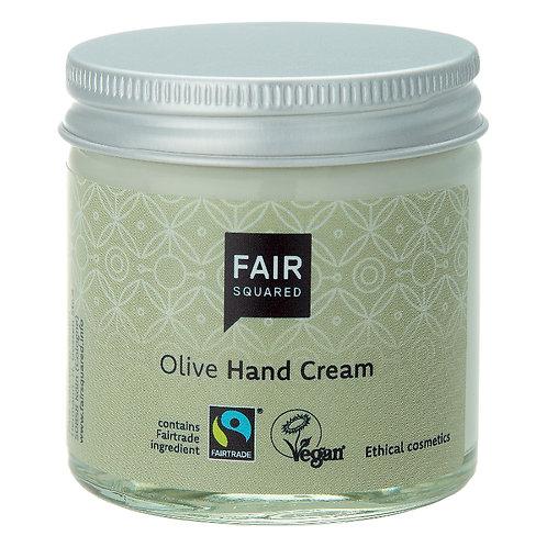 Fair Squared Hand Cream Olive Classic - Κρέμα Χεριών Με Ελαιόλαδο Plastic Free