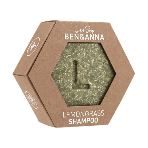 Στερεό Σαμπουάν Ben & Anna Lemongrass