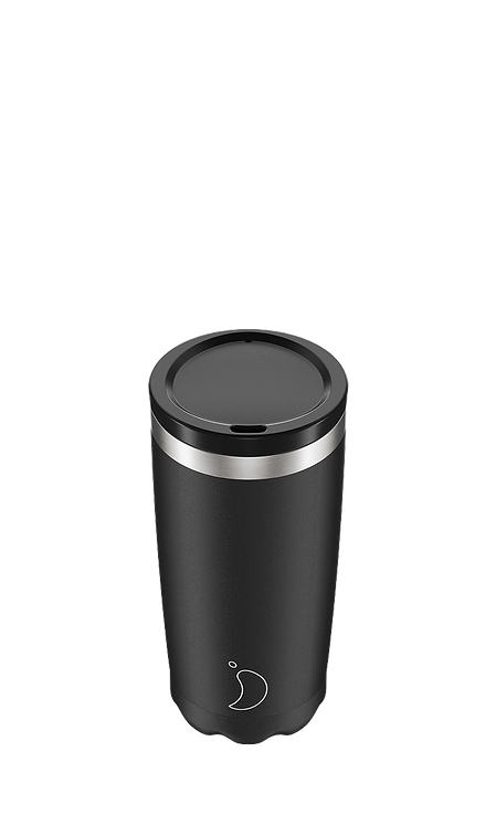 Coffee Cup Chilly's - BLACK   500ML