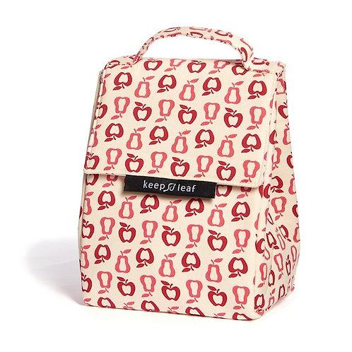 Insulated Lunch Bag New Fruit - Ισοθερμική Τσάντα Φαγητού Από Οργανικό Βαμβάκι