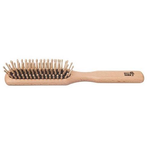 Kost Kamm Longish Hair Hairbrush - Ξύλινη Βούρτσα Μαλλιών