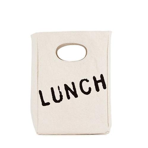 Fluf Classic Lunch Lunch - Τσάντα Φαγητού Από Οργανικό Βαμβάκι