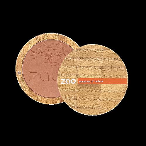 ZAO Compact Blush - Βιολογικό Ρούζ 325 Golden Coral