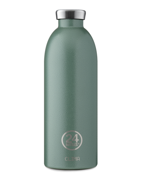 24 Bottles Clima - Moss Green 850ml