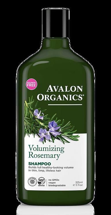 Avalon Organics Volumizing Rosemary Shampoo - Σαμπουάν Με Δεντρολίβανο