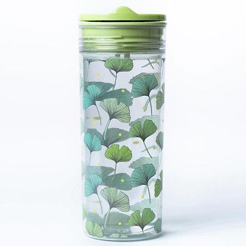 Slide Cup Crystal - Ποτήρι Πολλαπλών Χρήσεων Ginkgo