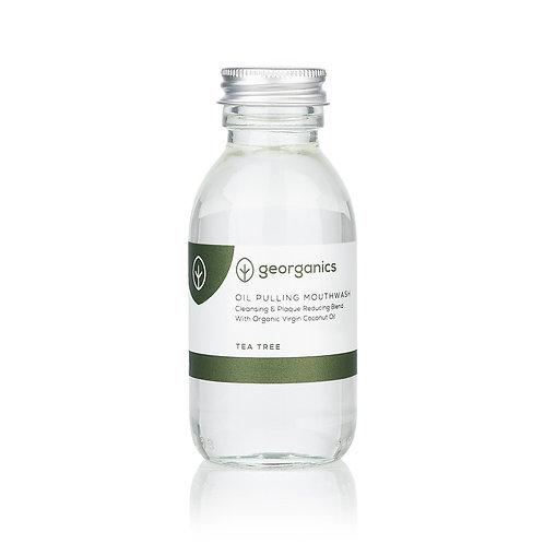 Georganics Στοματικό Διάλυμα - Tea Tree