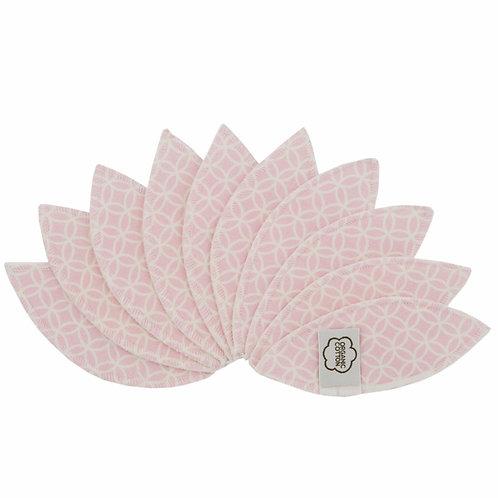 Labia Pads Set 10 - Pink