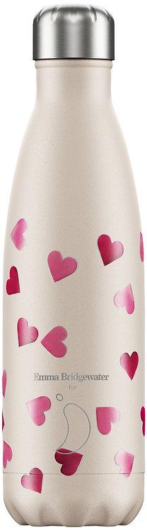 Μπουκάλι Θερμός Chilly's - E.B Hearts 500ml