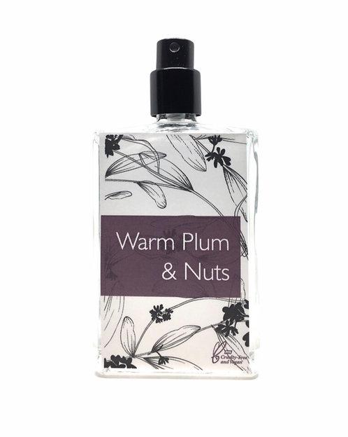 Warm Plum & Nuts - Sillage