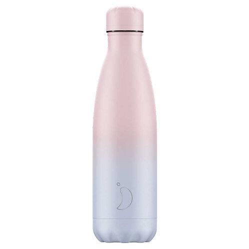 Μπουκάλι Θερμός Chilly's - Gradient Blush 500ml