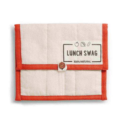Lunch Swag Red - Θήκη Μεταφοράς Φαγητού / Σνακ