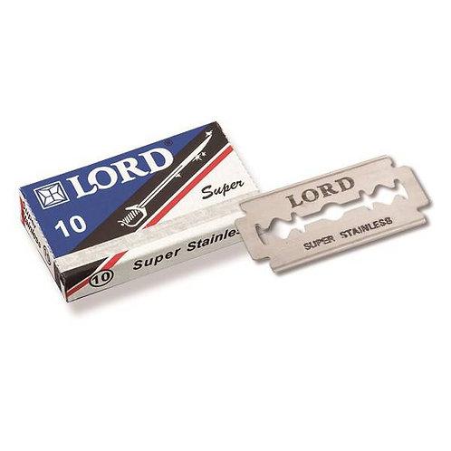 Lord 10 Ανταλλακτικές Λεπίδες Για Ξυράφι Ασφαλείας