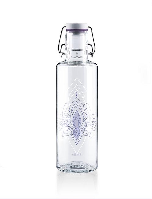 Soulbottle Γυάλινο Μπουκάλι 0.6L - Just Breathe