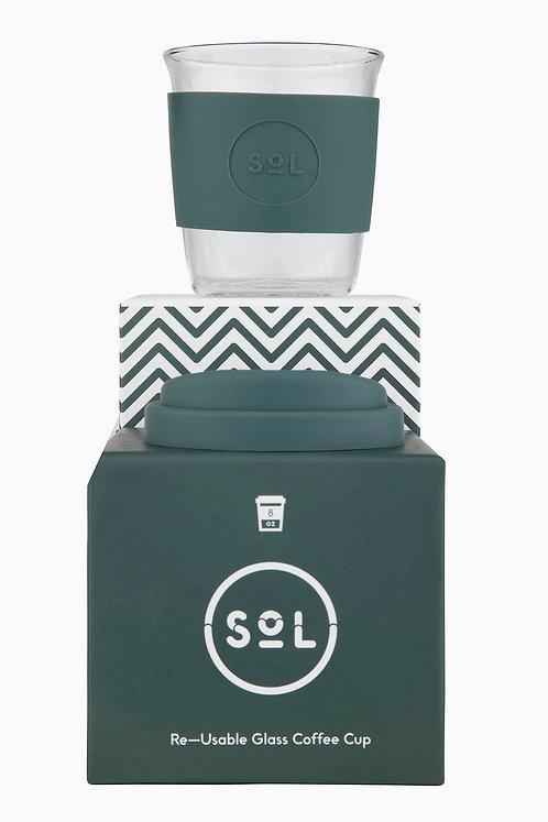 Sol Cup – Deep Sea Green 8oz