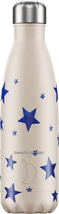 Μπουκάλι Θερμός Chilly's - E.B Blue Star 500ml