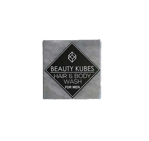 Beauty Kubes Zero Waste Organic Hair & Body Wash - Μαλλιά & Σώμα, Plastic Free