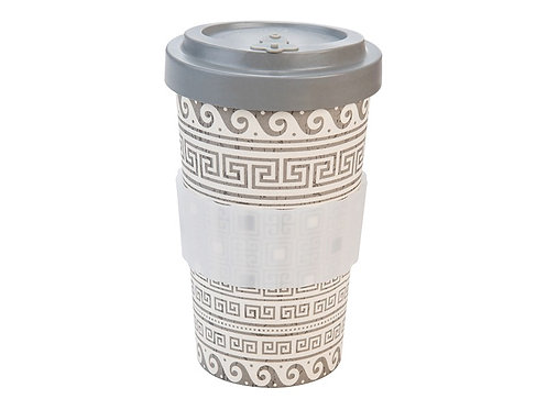 Eco Bamboo Cup - Greek