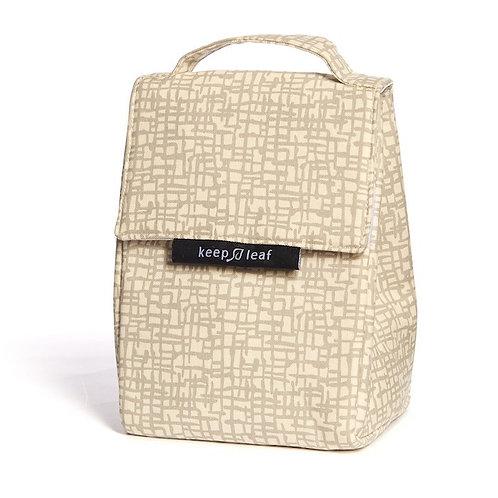 Insulated Lunch Bag Mesh - Ισοθερμική Τσάντα Φαγητού Από Οργανικό Βαμβάκι