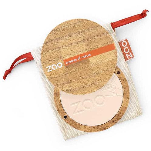 Zao Compact Powder 301 Ivory - Οργανική Πούδρα