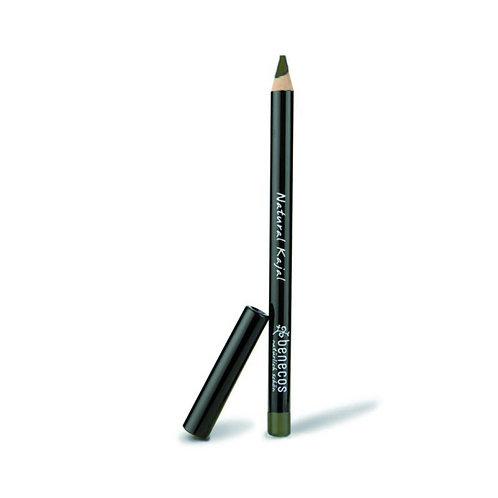 Benecos Eye Pencil Olive Green - Πράσινο Λαδί Μολύβι Ματιών