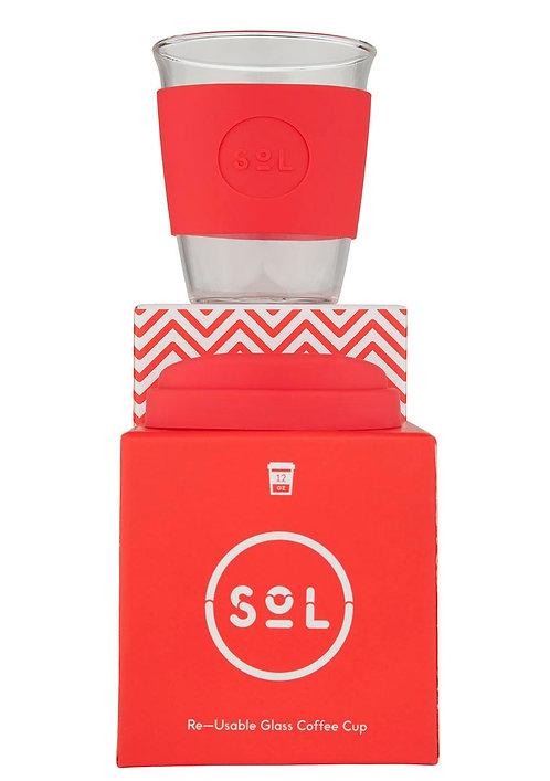 Sol Cup – Rocket Red 12oz