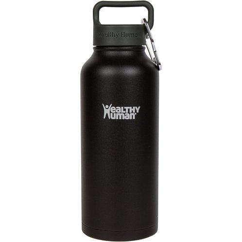 Healthy Human 32oz Stein - Pure Black Μπουκάλι Θερμός 946ml