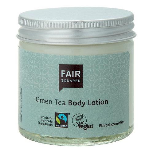 Fair Squared Body Lotion Green Tea Plastic Free - Με Πράσινο Τσάι