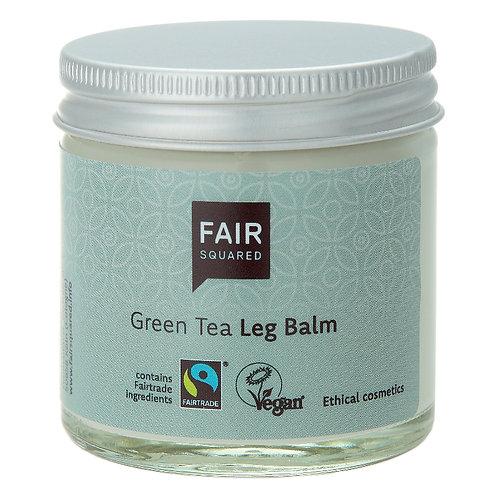Fair Squared Leg Balm Green Tea Plastic Free - Κρέμα Ποδιών Με Πράσινο Τσάι
