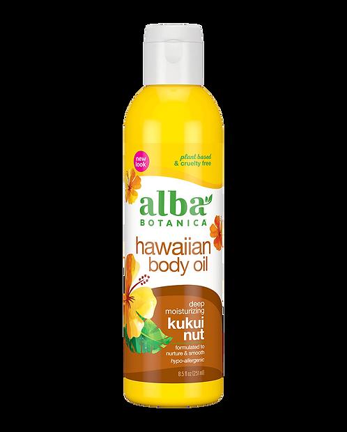 Alba Botanica Hawaiian Body Oil - Ενυδατικό Λάδι Σώματος