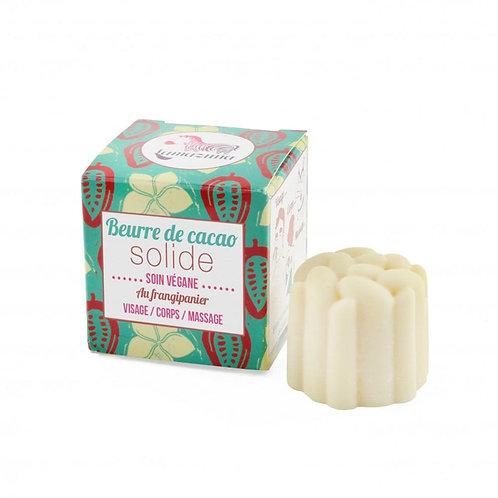 Lamazuna Solid Cocoa Butter – Body & Face / 100% Φυσικό Στερεό Βούτυρο Κακάο