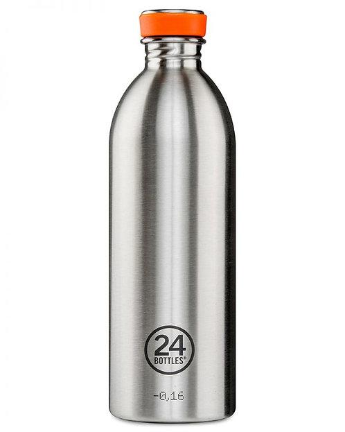 24 Bottles Urban - Steel 1L