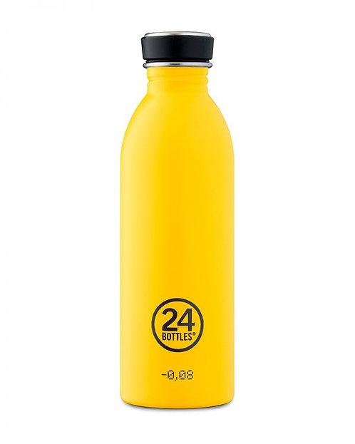 24 Bottles Urban - Taxi Yellow 500ml
