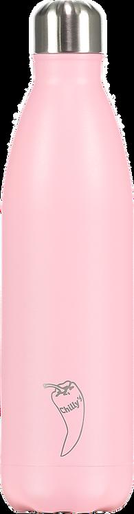Μπουκάλι Θερμός Chilly's - Pastel Pink 750ml