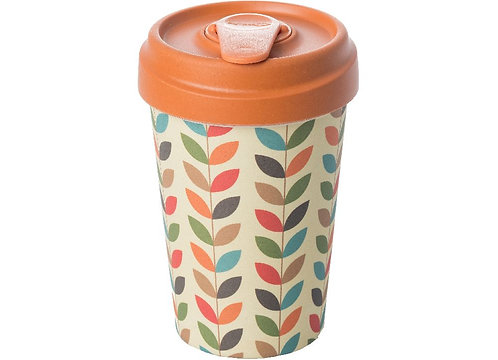 Eco BambooCup - Bright Leaves