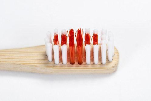 Οδοντόβουρτσα Μπαμπού Boobam Bamboo Toothbrush - English Flag