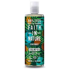 Faith In Nature Shampoo Coconut - Σαμπουάν με Καρύδα