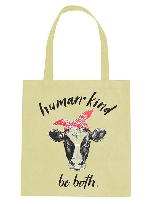 Tote Βαμβακερή Τσάντα - HumanKind #2