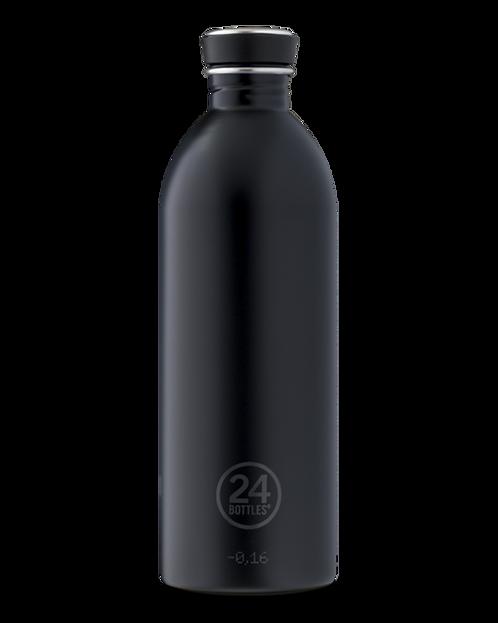 24 Bottles Urban - Tuxedo Black 1L