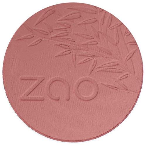ZAO Compact Blush - Βιολογικό Ρούζ 322 Brown Pink Refill